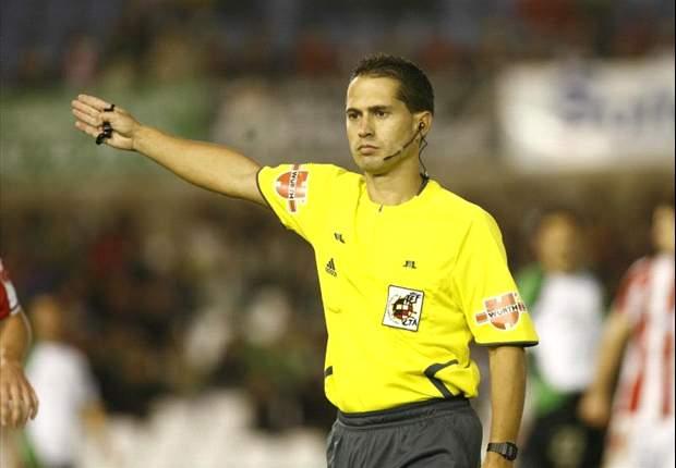 Paradas Romero se retira del arbitraje de forma inmediata