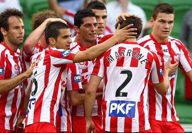 Melbourne Heart 1-0 Central Coast Mariners: Babalj strike enough