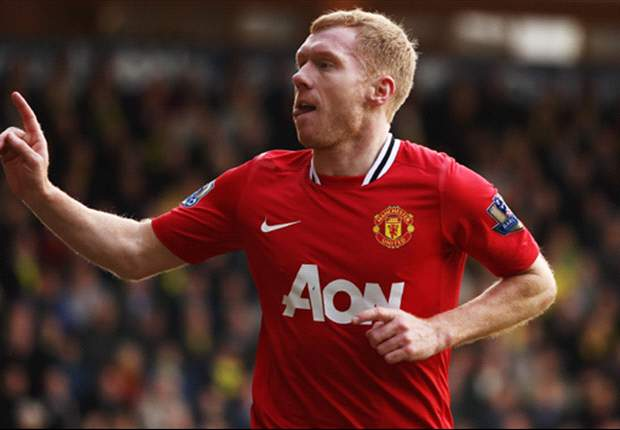 Scholes provides midfield majesty to tee up 20th title for Manchester United