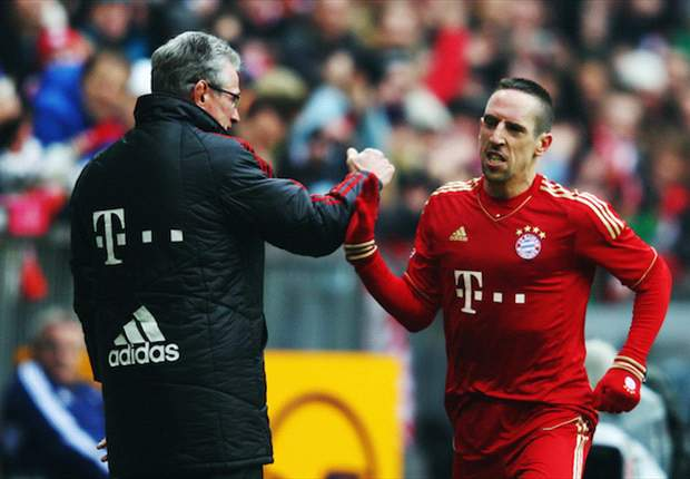 Bundesliga Team of the Week: Round 23 - Ribery returns & Bavarian trio feature in defence