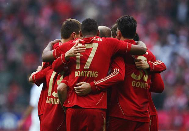 Bayern Munich 2-0 Schalke: Ruthless Ribery strikes twice to earn Bavarians confident victory at end of difficult week