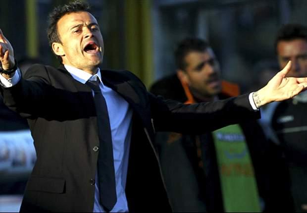 Roma coach Luis Enrique: Daniele De Rossi did not seem prepared to play