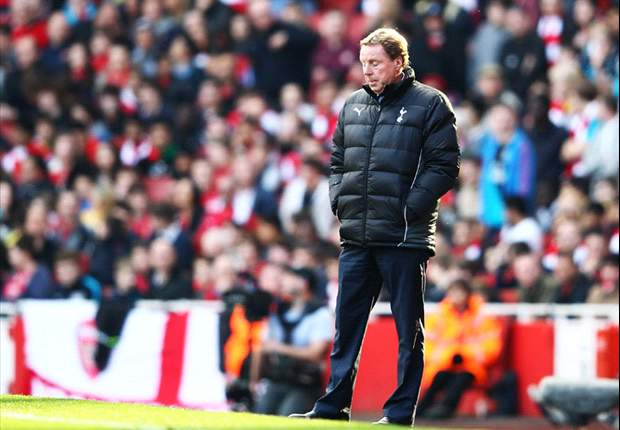Adrian Bevington denies FA approach for Harry Redknapp over England job