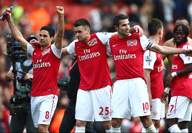 Arsenal are the Kings of North London - A scintillating comeback sees the Gunners win a cracking derby