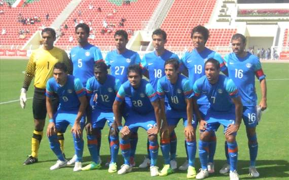 Team India's Starting XI against Oman in Muscat