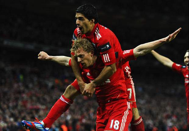 Kuyt delighted with successful Wembley week for Liverpool and Netherlands