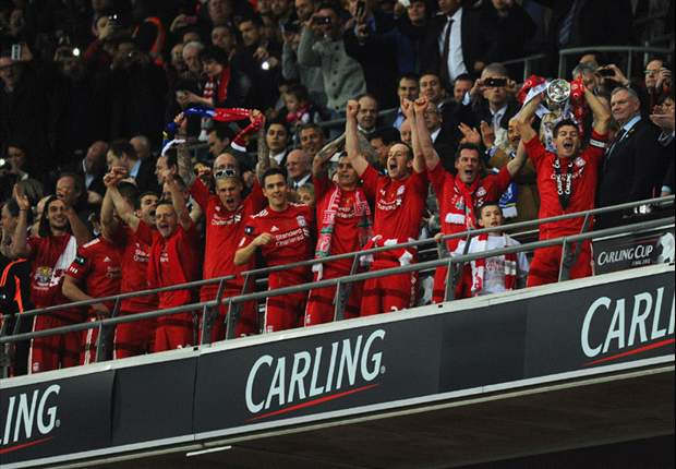 Word on the Tweet: League Cup congrats with Liverpool and derby delight for Arsenal