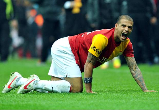 Galatasaray confirm training-ground fight between Felipe Melo & Riera