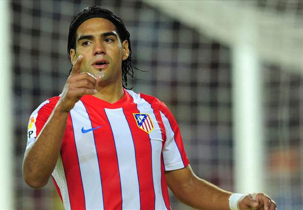 Atletico Madrid have their own Messi or Cristiano Ronaldo in Falcao, says Diego Simeone