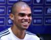 """Pepe : """"Le Real Madrid m'a enseigné des valeurs importantes"""""""