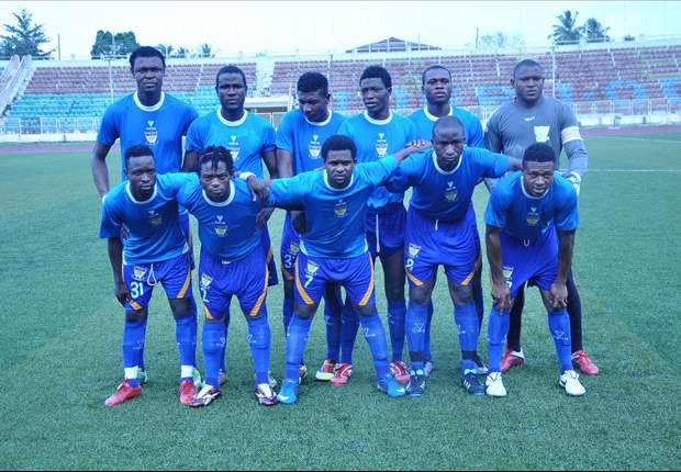Mike Idoko: Sunshine Stars' loss to Nasarawa United is good wake up call