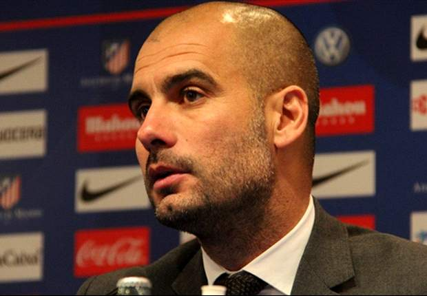 Barcelona's Pep Guardiola: Penalty calls were correct & we deserve to be in the semis