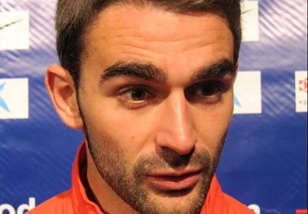 """López: """"Ik ben tevreden bij Atlético"""""""