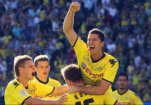 Lewandowski respects Dortmund's decision not to sell despite Manchester United interest, says agent