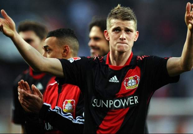 Leverkusen want £20m from Bayern for Lars Bender - report