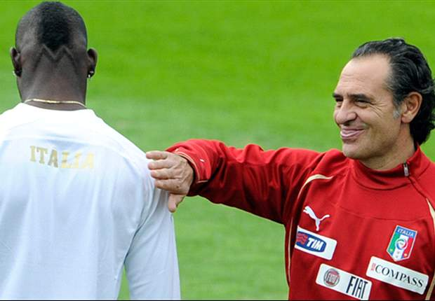 Win, lose or draw against USA, Italy need Balotelli, Di Natale & Cassano at Euro 2012