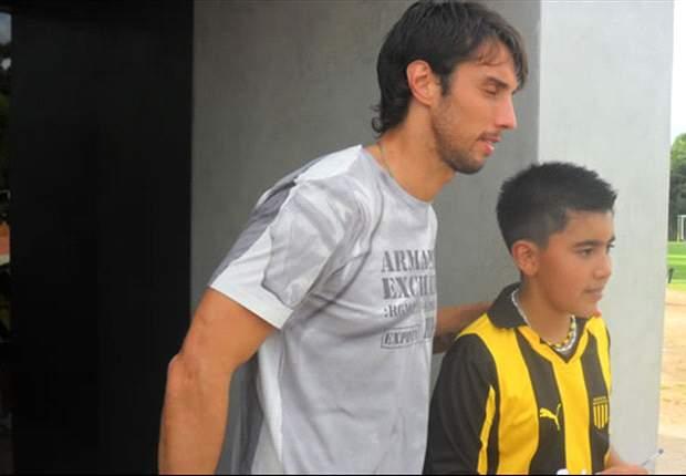 Fabián Carini es nuevo jugador del Deportivo Quito de Ecuador
