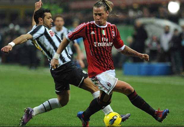 Mexes banned for three games for punch on Borriello