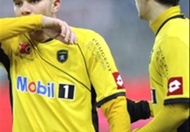 Kontra Olympique Lyon, Lille Istirahatkan Marvin Martin