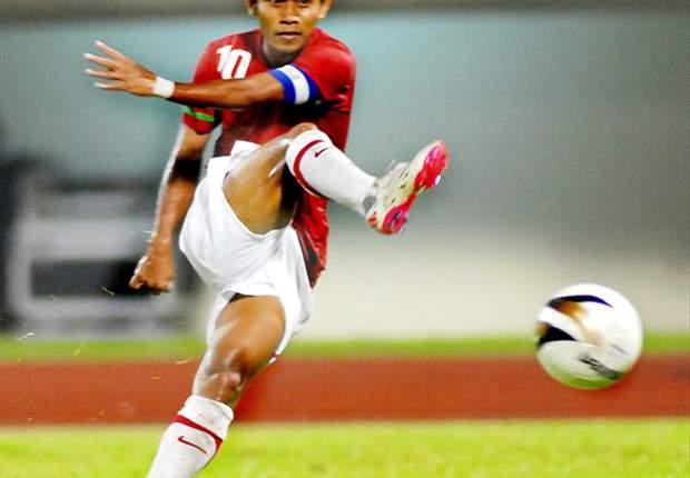 Andik beri selamat kepada timnas U-19 yang menjadi juara di Piala AFF U-19.