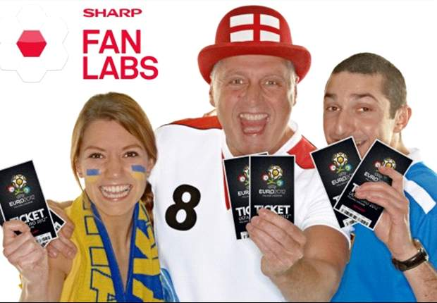 England leave fans 'frustrated', Spain are glory hunters & Germany expect success - The Euro 2012 lowdown from Sharp FanLabs
