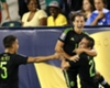 Jamaica 1-3 Mexico: Gold Cup champs