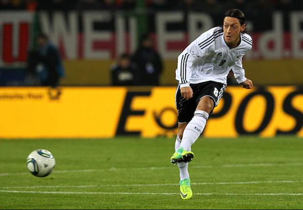 Mesut Ozil: Spain have the same respect for Germany as we have for them