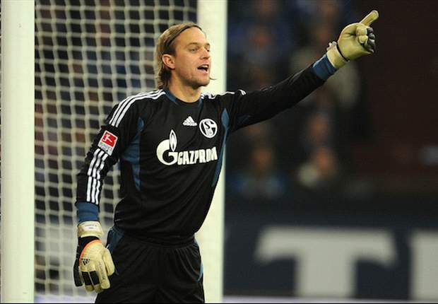 Timo Hildebrand signs two-year extension at Schalke