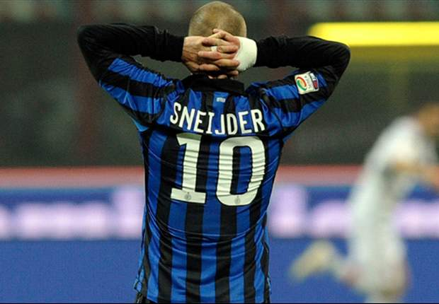 Sneijder will never be a problem for me at Inter, says Stramaccioni