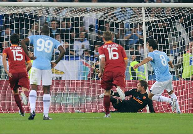 Lazio - Roma; apasionante derbi capitalino en la Serie A
