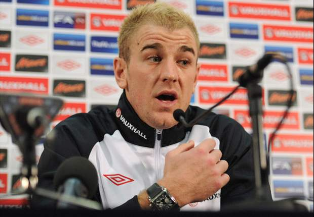 Joe Hart: At least the England coach knows my name now