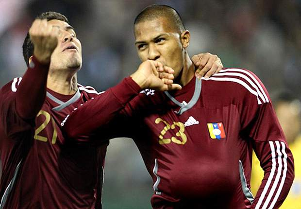 Salomon Rondon: Venezuela does not fear Spain