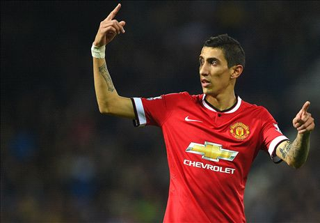 Di Maria slapped with fine for USA no-show