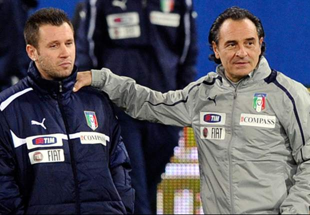 As Prandelli confirms Balotelli, Di Natale and Cassano, Italy now has the firepower to make its mark on Euro 2012