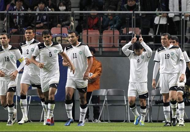 Vadim Abramov praises Uzbekistan following win over Japan