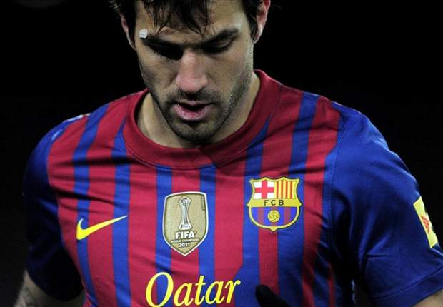 TEAM NEWS: Pedro & Cesc join Messi in attack for Barcelona against Bayer Leverkusen