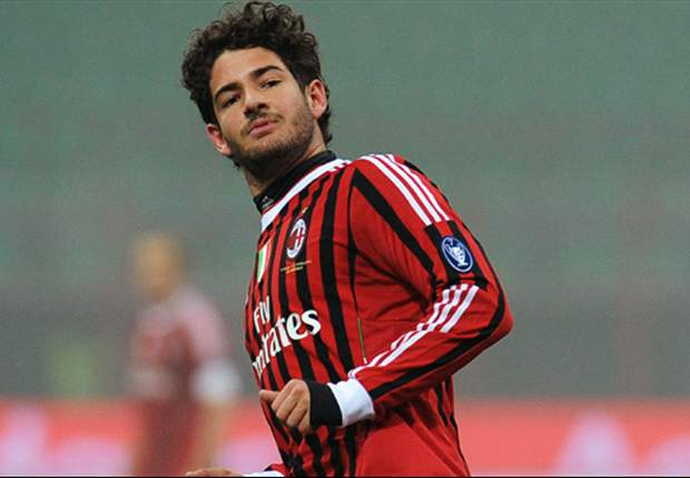 Pato: I have received several offers but my intention is to stay at AC Milan