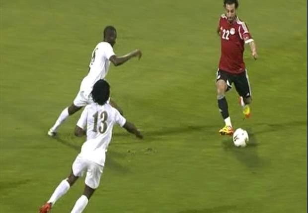 Egypt 3-0 Togo: Mohamed Salah nets brace in Pharaohs win