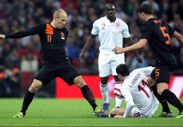 """""""Robben opent de ogen van Stuart Pearce"""""""