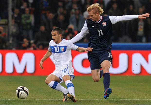 Brek Shea Blog: Memorable Italy win, offseason with Arsenal and a new MLS rivalry