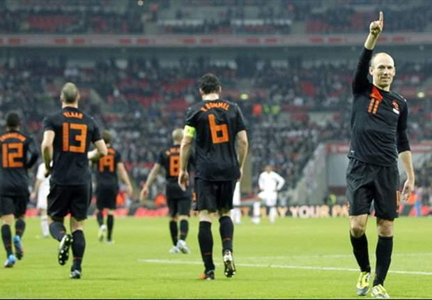 Euro 2012, PB - Robben a aimé