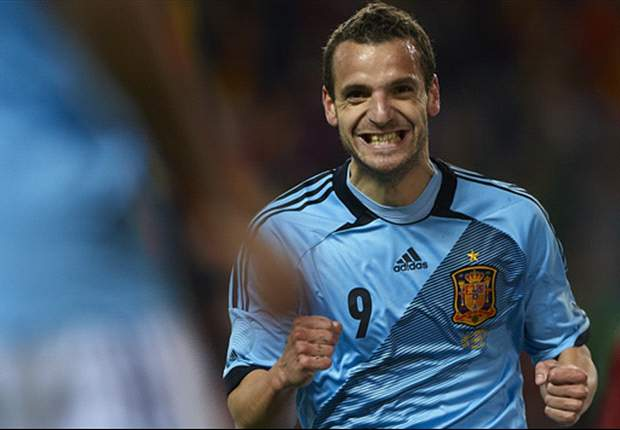 Soldado surprised by inclusion in Spain squad