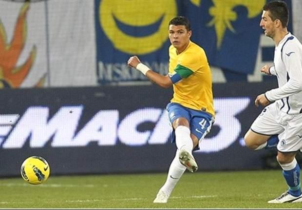 """Avanti tutta verso le Olimpiadi, Thiago Silva ha un sogno nel cuore: """"Vincere l'oro è il sogno di tutti i brasiliani..."""""""
