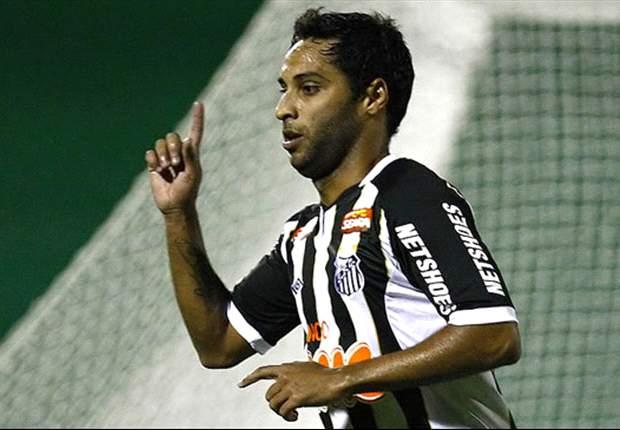 Ibson satisfeito com jogo que pode ter sido despedida do Santos