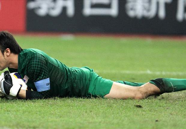 Khairul Fahmi vows to give his best for 2012 AFF Cup