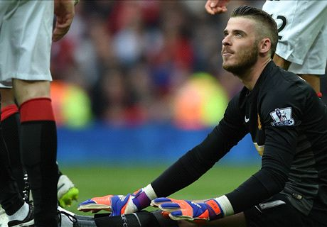 De Gea's Madrid move falls through