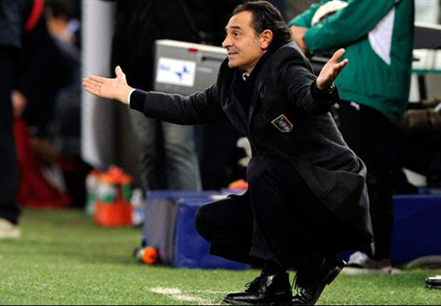 Italy coach Prandelli hails German youth system