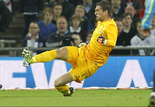 Stekelenburg determined to be first choice Netherlands goalkeeper