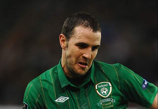 John O'Shea welcomes Conor Sammon inclusion