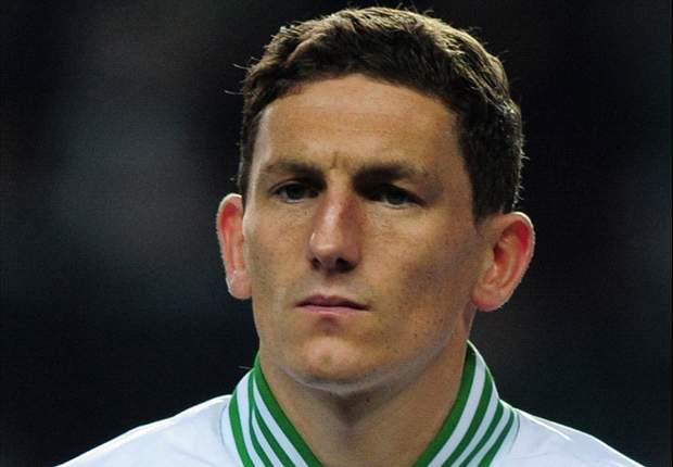 Keith Andrews suspended for Ireland's opening 2014 World Cup qualifier